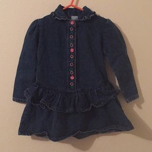Adorable Denim Dress!!!